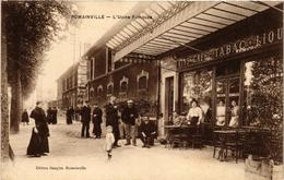 CPA ROMAINVILLE L'Usine Fumouze. (509645) - Romainville