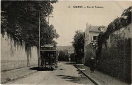 CPA SCEAUX Rue De FONTENAY. (509738) - Sceaux