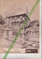 Touring Club 8, Avril 1939. Doel, Hamme, Overmeire, Laerne, Tourisme Des Jeunes, Tourisme Sur L' Escaut..... - Andere