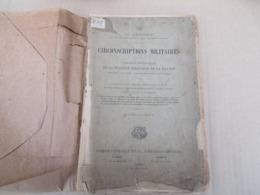 Circonscriptions Militaires - Tableaux Synoptiques De La Division Militaire De La France - 14/01 - Andere