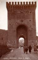 PERUGIA - Porta S. Angelo - F/P - V: 1934 - Animata - Perugia