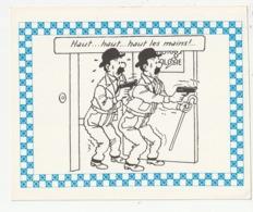 TINTIN - LES DUPONTS - STUDIO HERGE - EDITIONS  CASTERMAN - 1986 - Hergé