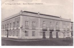 CAP VERT(SAO VICENTE) BANQUE - Capo Verde