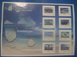 Collector De 8 Timbres LV Archipel De Guadeloupe (2019) Non Vendu Par Phil@poste - France