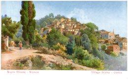 GRECE - CORFOU - Village Péléka - Griechenland