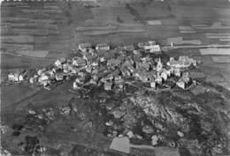 HAUTES ALPES  05  LE CHAZELET - LA GRAVE - VALLEE DE LA ROMANCHE - VUE AERIENNE - Andere Gemeenten