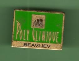 POLY CLINIQUE BEAVLIEV ***  2004 (80) - Geneeskunde