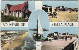62  Stella-plage Vues Multiples - Francia