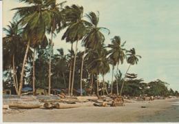 C. P. - PHOTO - LIBREVILLE - LA PLAGE DU TROPICANA - A181D -J. TROLEZ - Gabón