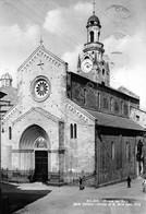 Cartolina San Remo Chiesa Di S. Siro Animata 1961 Timbro Premio Cardiologia - Imperia
