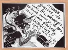 B60170 CPM Message Pour Le 3e Millénaire, Illustrateur Philippe Charron - Non Classificati