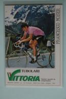 CYCLISME: CYCLISTE : FRANCESCO MOSER - Ciclismo