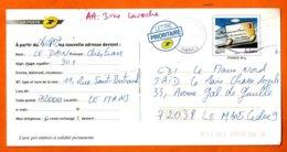 LA LETTRE  Carte Entière110x220 N° JJ 994 - Postwaardestukken