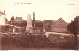 71 : Fley :le Monument - France