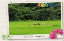 TAILANDIA. Nature Serie -07. 1919. 06/2008. TH-12Call-1196A. (039) - Tailandia