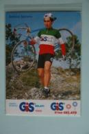CYCLISME: CYCLISTE : ANTONIO SARONNI - Ciclismo