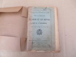 Règlement Sur La Solde Et Les Revues Des Corps De La Gendarmerie - 06/01 - Andere