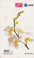 TAILANDIA. FLOWERS - FLORES. ORQUIDEAS. Thailand Orchid -04. 6203. 06/2008. TH-12Call-1271. (060) - Flores