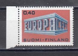 Finland 1969 - Europa Cept, Mi-Nr. 656, MNH** - Finland