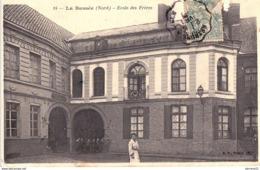 59 : La Bassee :  école Des Freres - France