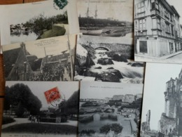 CPA Destoquage  FRANCE LOT DE 1000 CPA A VOIR TOUTES REGIONS PETITES ANNIMATION - Postkaarten