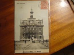 HELLEMMES    Mairie    1905 - Autres Communes