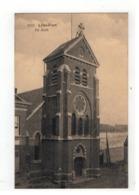 8707  Lillo-Fort  De Kerk F.Hoelen,phot,Cappellen  1924 - Belgique