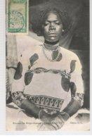 CPA Madagascar Femme De Diégo-Suarez TANANARIVE  Ecrite En 1909? - Madagascar