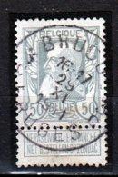Nr 78 Gestempeld Brugge 3C Bruges - 1905 Grosse Barbe