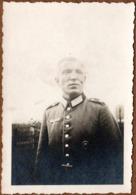 Photo Originale Guerre 1939-45 - Portrait De Soldats De La Wehrmacht III Reich & Seconde Guerre Mondiale - Guerre, Militaire