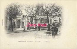 75 - Paris - Exposition De 1900 - Trocadéro - Indo-Chine - Expositions