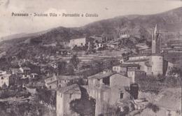 PORNASSIO PARROCCHIA E CASTELLO VG AUTENTICA 100% - Imperia