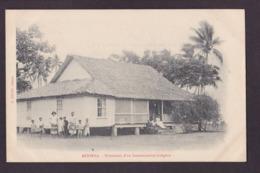 CPA TAHITI Océanie Poynésie Non Circulé Mooréa - Tahiti