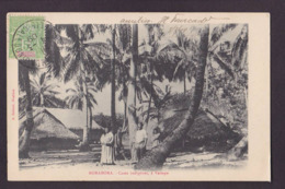 CPA TAHITI Océanie Poynésie Circulé Borabora Vaitape - Tahiti