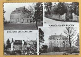 C.P.M. Ambérieu-en-Bugey - Château Des Echelles - France