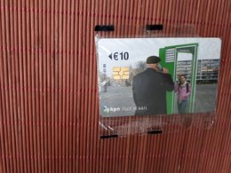 Phonecard Netherlands  10 Euro (Mint,Neuve) Rare - Openbaar