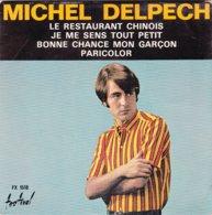 MICHEL DELPECH - Le Restaurant Chinois - EP - 45 G - Maxi-Single