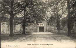 Cp Gembloux Wallonien Namur, Institut Agricole - Belgique