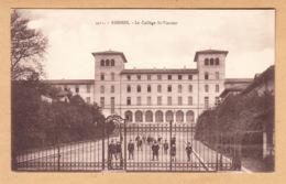 CPA Rennes, Le College Saint-Vincent, Ungel. - Rennes
