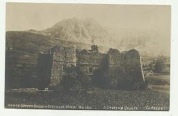 MONTE GROPPO E CASTELLO DORIA - S.STEFANO D'AVETO - NV  FP - Genova (Genua)