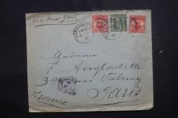 CUBA - Enveloppe De La Havane Pour La France En 1905 , Affranchissement Plaisant - L 46239 - Briefe U. Dokumente