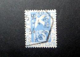 FRANCE 1934 N°294 OBL. (COLOMBE DE LA PAIX. 1F50 OUTREMER) - France