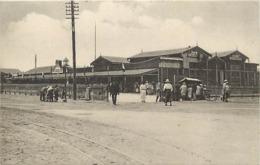 Pays Div- Ref U251- Egypte - Egypt -  Port Said - Gare Ligne De Chemin De Fer - - Port-Saïd