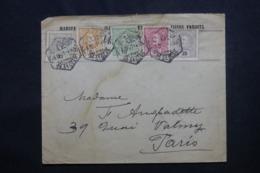 PORTUGAL - Enveloppe Commerciale De Lisbonne Pour La France, Affranchissement Plaisant - L 46241 - Lettres & Documents