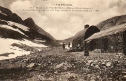 VIGNEMALE - 65 - Ascension Et Le Col D ' Ossou - Refuge - 80402 - Francia