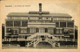 CPA - Belgique - Charleroi - Le Bassin De Natation - Charleroi