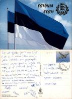 ESTONIA POSTCARD - Estonia