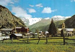 Cartolina Champoluc Panorama Parziale 1973 Timbro 113 - Unclassified