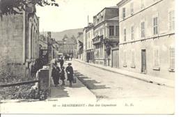 Remiremont / Rue Des Capucines - Remiremont