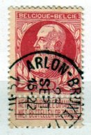 Nr 74 Gestempeld Brux.Arlon - 1905 Grosse Barbe
